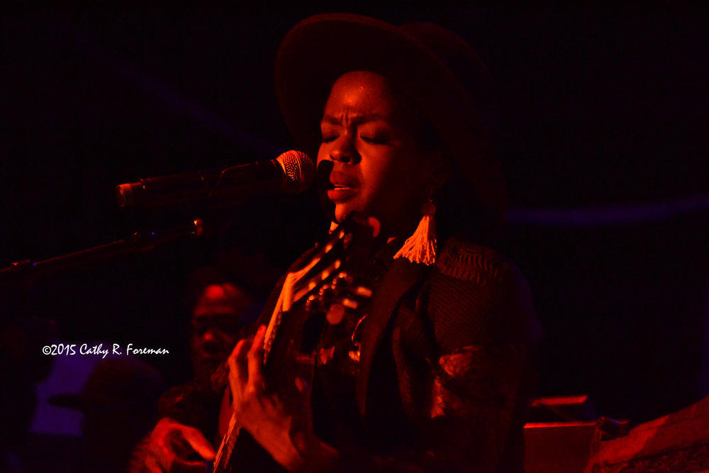 Lauryn Hill | Image by: Cathy Foreman