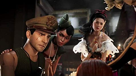 Still from Welcome to Marwen
